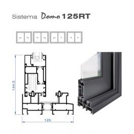 Sistema Corredera Elevable Domo 125RT